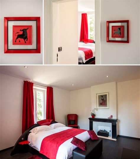 chambre d hote dans un chateau chambre d 39 hôte flamenco château de maraval