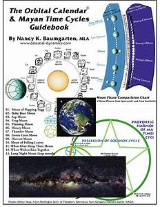 Guidebook To The Orbital Calendar And Mayan Time Cycles