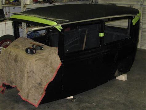 model  ford tudor   terry model  ford restoration