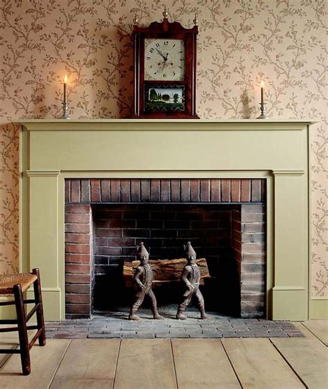 click here for the free project plans to make this simple federal fireplace mantel click to