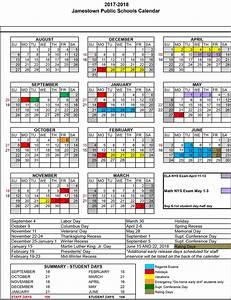 Fillable Calendar 2020 2018 17 School Year Calendar Nyc Qualads