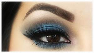 Urban Decay Vice 2 Palette Tutorial: Madness Blue and Baby ...