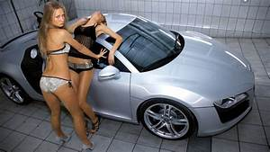 Two Models With Hot Car Wallpaper - Best Cars | sex ...