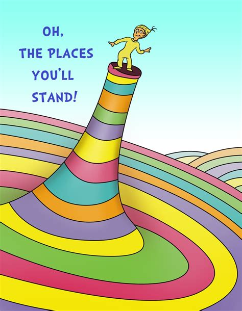 """Counting My Blessings Girls Camp """"oh The Places You'll"""