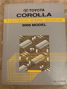 2009 Toyota Corolla Electrical Wiring Diagram
