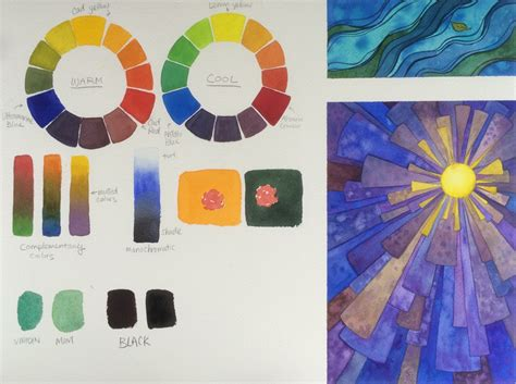 introduction to the color wheel color theory