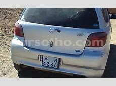 Buy and sell cars, motorbikes and trucks in Lesotho with