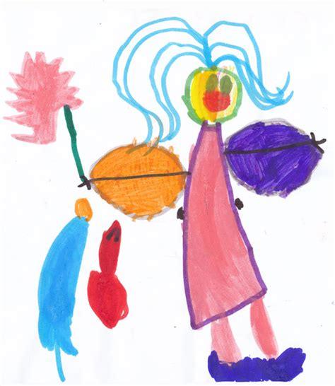 year  children drawing pinknounou blog