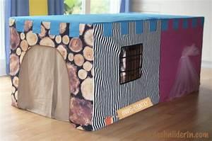 Kinderzelt Für Draußen : tischzelt eine burg f r die kids sewera fashion ~ Whattoseeinmadrid.com Haus und Dekorationen