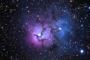 M20 Nebula - Pics about space