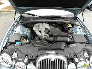 2004 Jaguar S Type Engine