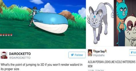 Pokemon Sun And Moon Memes - our 20 favorite pok 233 mon sun and moon memes pokemon fans