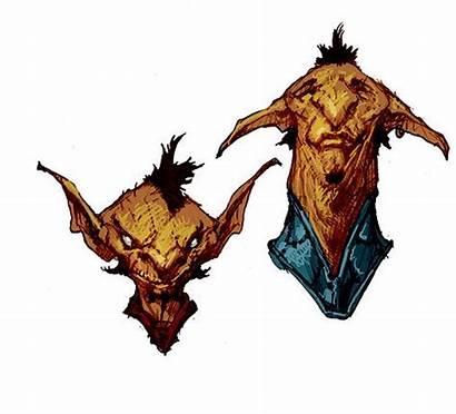 Rage Demons Yuk Faces Storyline Tribality Kuo