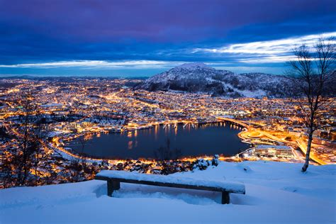 Amazing Photos From Bergen Norway By Photographer Svein