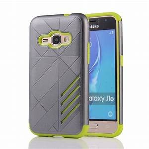 Case For Samsung Galaxy J120 Rhombus Combo Case For