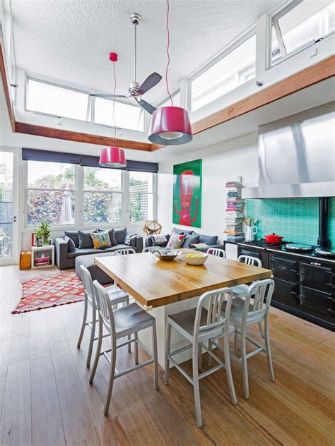 15 Openconcept Kitchens And Living Spaces With Flow  Hgtv