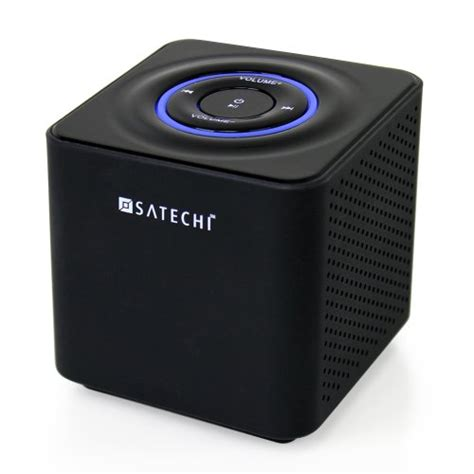 android bluetooth speaker best review satechi st 69bts audio cube portable bluetooth