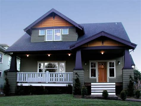 Modern Craftsman Style Home Plans Small