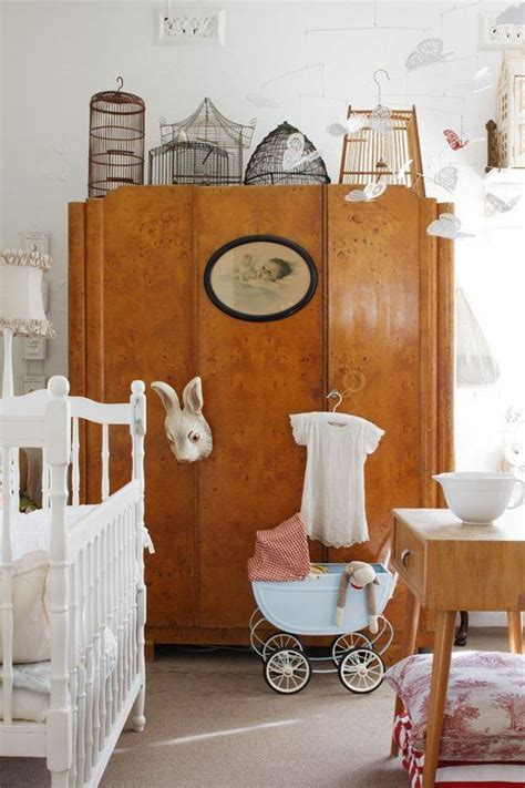 déco chambre bébé vintage chambre bébé fille