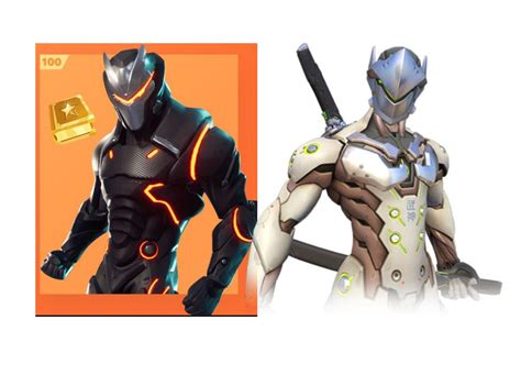 When The Omega Skin Looks Like Genji
