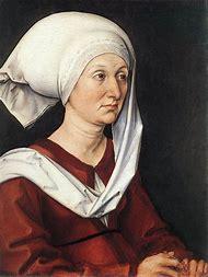 Albrecht Durer Portraits of Women