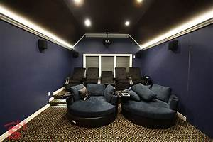 Home Theater - Traditional - Home Theater - new york - by