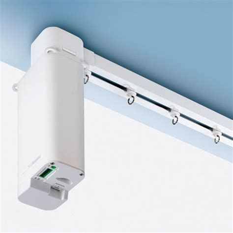 silent gliss 5600 electric curtain track