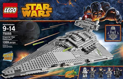 The Force Awakens Star Destroyer Wallpaper Lego Star Wars Imperial Star Destroyer Building Toy 75055 Review