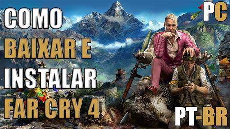 far cry 4 pc rachar apenas baixar tradução