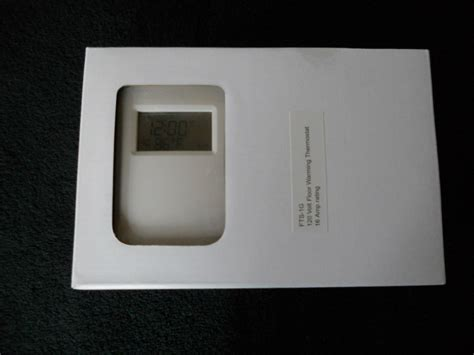 Warm Tiles Thermostat Not Working by Warm Tiles By Easy Heat Fts 1g Programmable Floor