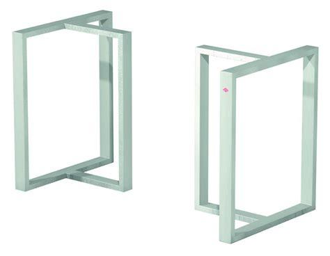 Tischbeine Für Glastisch by Glastisch Mit Kufengestell F 252 R Esszimmer K 252 Che Aluminium