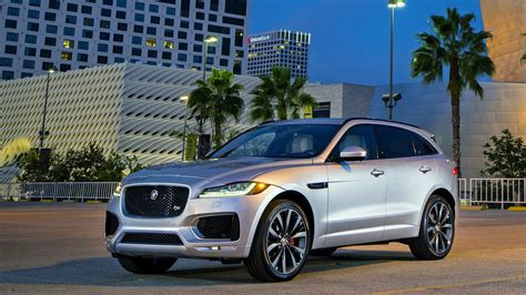 jaguar  pace  luxury suv joins  crowded field la times