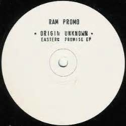 Origin Unknown - Eastern Promise EP (Vinyl) at Discogs