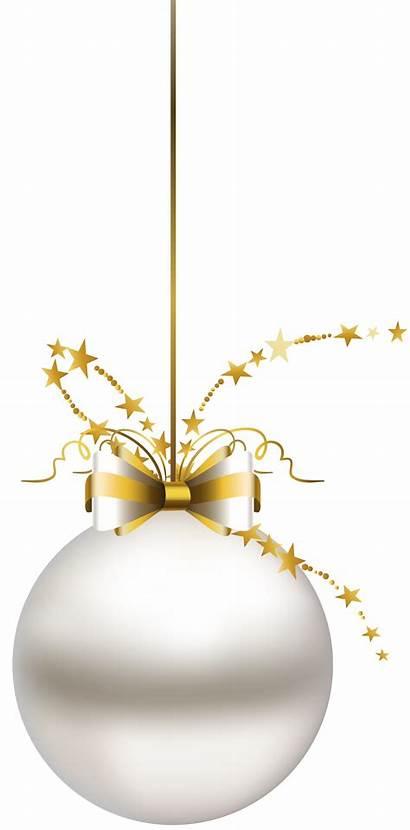 Transparent Ball Clipart Noel Boule Decorations Boules