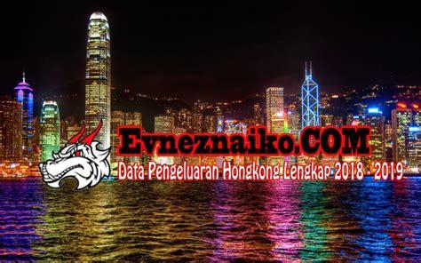 evneznaikocom data hk pengeluaran hongkong lengkap
