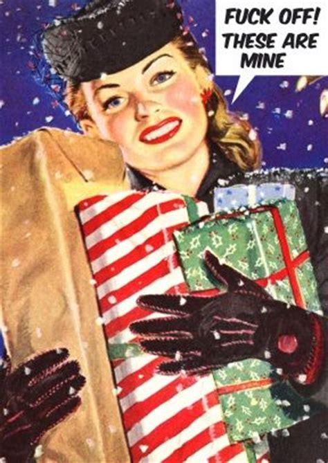 20 amusingly rude christmas cards designbump