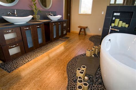 20 Neat Bamboothemed Bathrooms  Home Design Lover