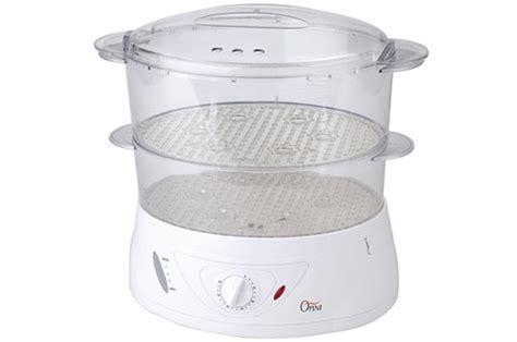 cuisine équipé avec électroménager cuiseur vapeur orva nw fs1 2 bols 1550276 darty