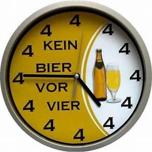 Uhr Kein Bier Vor Vier : uhr kein bier vor vier 4 elektriker geschenk gl hbirne geburtstag on popscreen ~ Whattoseeinmadrid.com Haus und Dekorationen