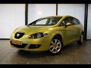 Occasion Seat Leon : seat leon 1 4 tsi 125 pk dynamic style 2009 occasion youtube ~ Maxctalentgroup.com Avis de Voitures
