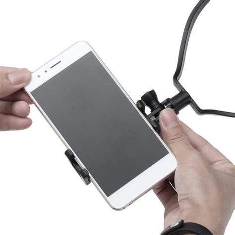 Neck Hanging Dompet neck hanging mobile phone holder selfie surporting bracket