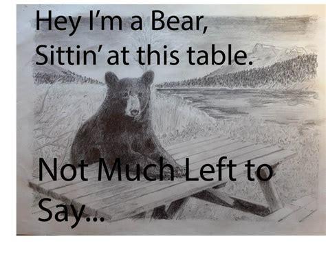 Patient Bear Meme - patient bear sketch patient bear know your meme