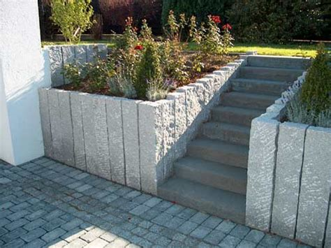 Garten 600 Qm Mit Viel Granit