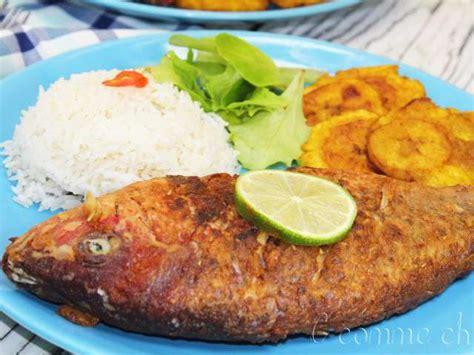 cuisiner comme un chef recettes de poisson frit