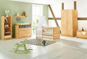 Pinolino Kinderbett Natura : pinolino babyzimmer set natura breit 3 tlg otto ~ Watch28wear.com Haus und Dekorationen