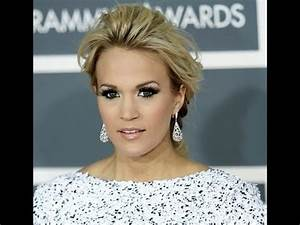 Carrie Underwood Grammy's Makeup! - YouTube