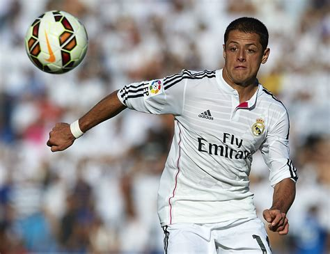 Real Madrid News: Chicharito Starts Again; This Time ...