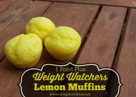 carrot cake weight watchers muffins  points