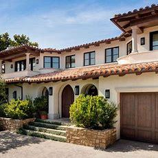 Mediterranean Home Mansard Roof Design, Pictures, Remodel