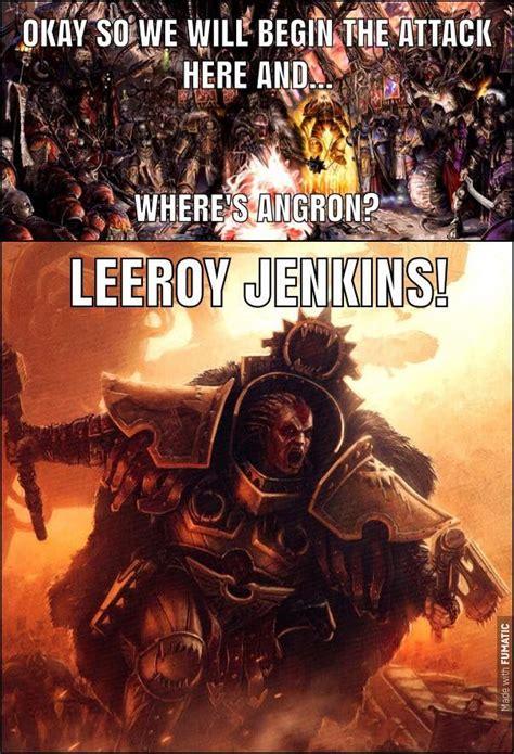 pin  stacey cross   warhammer  memes
